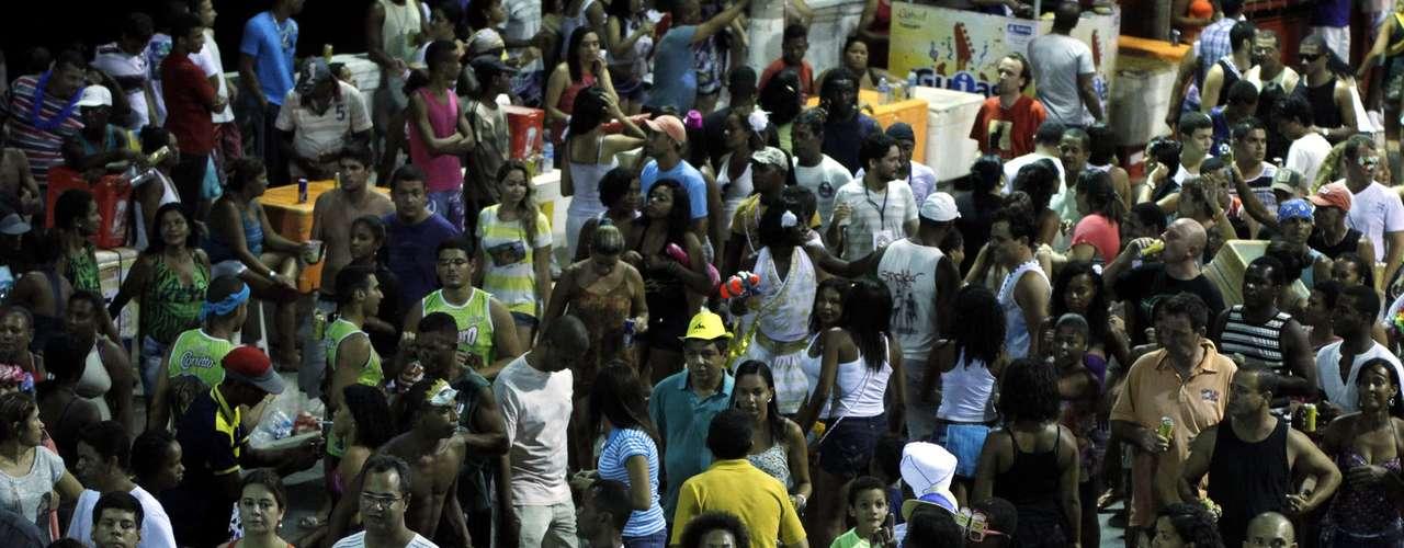 Revelação do Carnaval de Salvador, Filhos de Jorge emplacou o hit 'Ziriguidum', que ficou na cabeça dos foliões na festa baiana