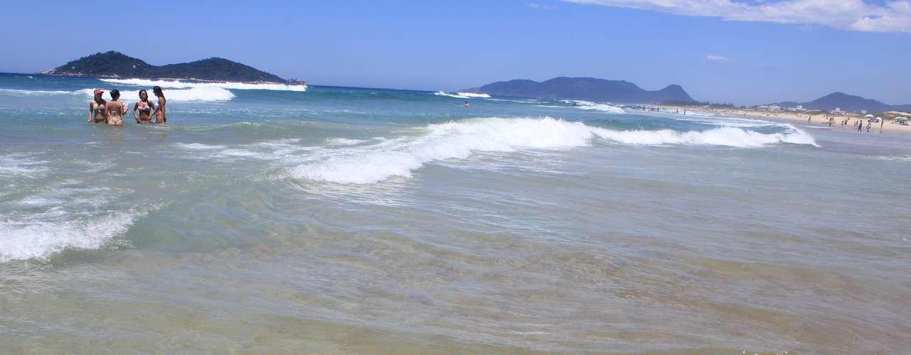 17 de fevereiro Calor segue no Estado de Santa Catarina; máxima foi de 36ºC