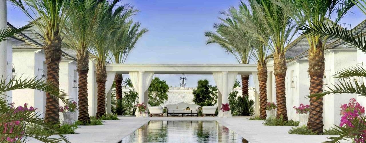 Regent Palm, Turks and Caicos: ospa do hotel, o Regent Spa, é um oásis de tranquilidade com muito luxo para harmonizar mente, corpo e espírito, com diferentes tratamentos inspirados em culturas variadas