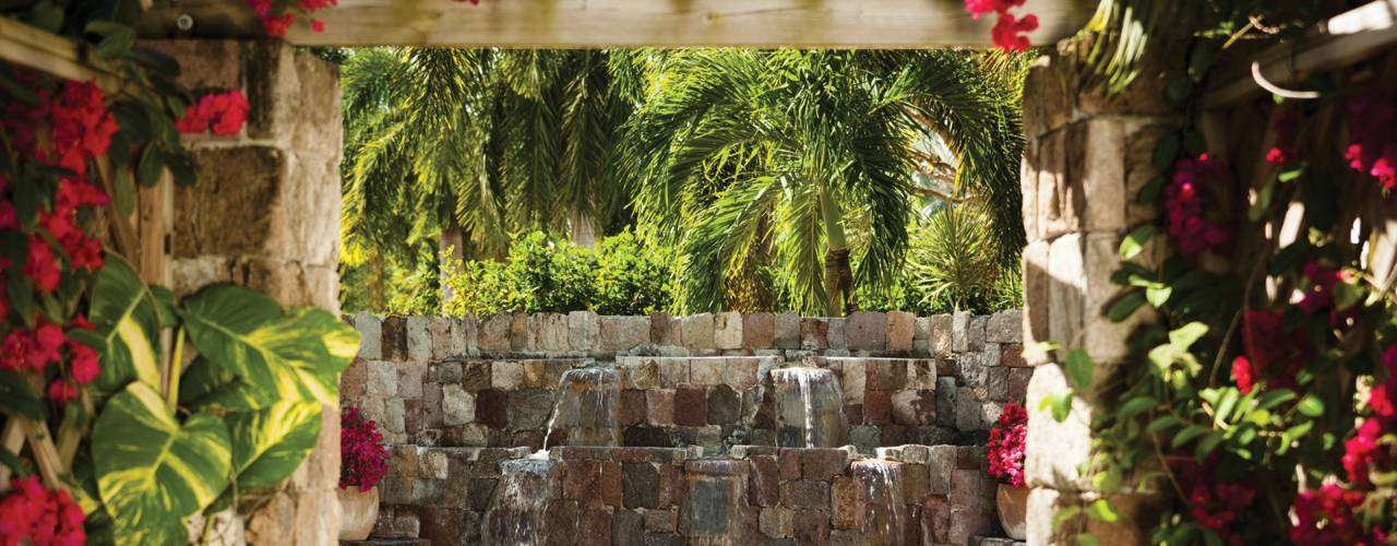 Four Seasons, Nevis: o spa do hotel tem tratamentos indoor e ao ar livre, com uma variedade de massagens, cuidados faciais, da pele e do corpo