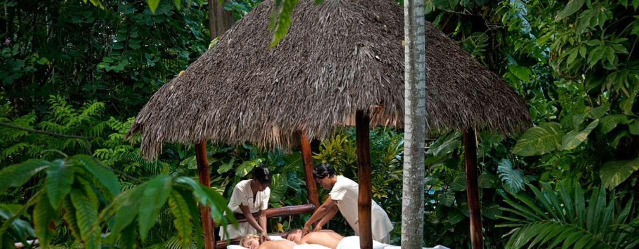 Sandals Grande Riviera Beach, Ocho Rios: no Red Lane Spa, tratamentos clássicos europeus usam produtos do Caribe para oferecer uma seleção de serviços exclusivos para cuidar da mente e do corpo