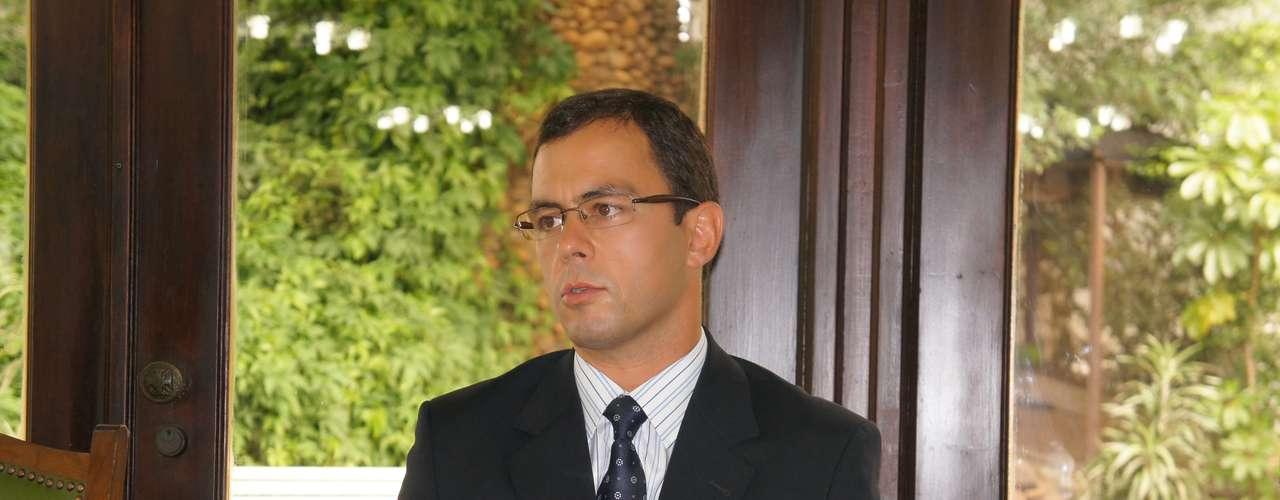 25 de fevereiro Jader Marques, advogado de Elissandro Spohr, um dos donos da Boate Kiss, concede entrevista coletiva nesta segunda-feira