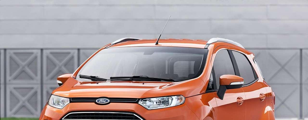 A Ford apresentou nesta terça-feira a mais nova versão de produção do Novo EcoSport durante o Congresso Mundial da Mobilidade, em Barcelona, na Espanha. De acordo com a montadora o modelo começará a ser vendido na Europa este ano