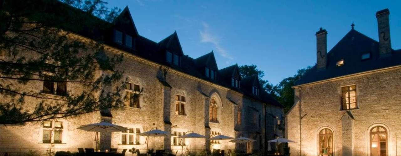 Abbaye de la Bussière, Borgonha, França Os monges foram embora há muito tempo, mas a tranquilidade ainda reina na Abbaye de la Bussière.Diárias a partir de R$ 500