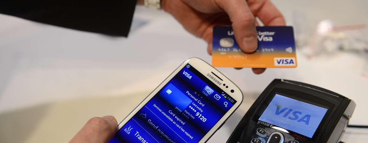 Sistema de pagamento mobile da Visa foi anunciado no evento