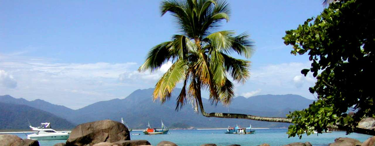 Ilha Grande: paraíso ecológico próximo a Angra dos Reis, Ilha Grande garante a seus visitantes um encontro único em harmonia com a natureza num destino acessível apenas após uma viagem de uma hora de barco