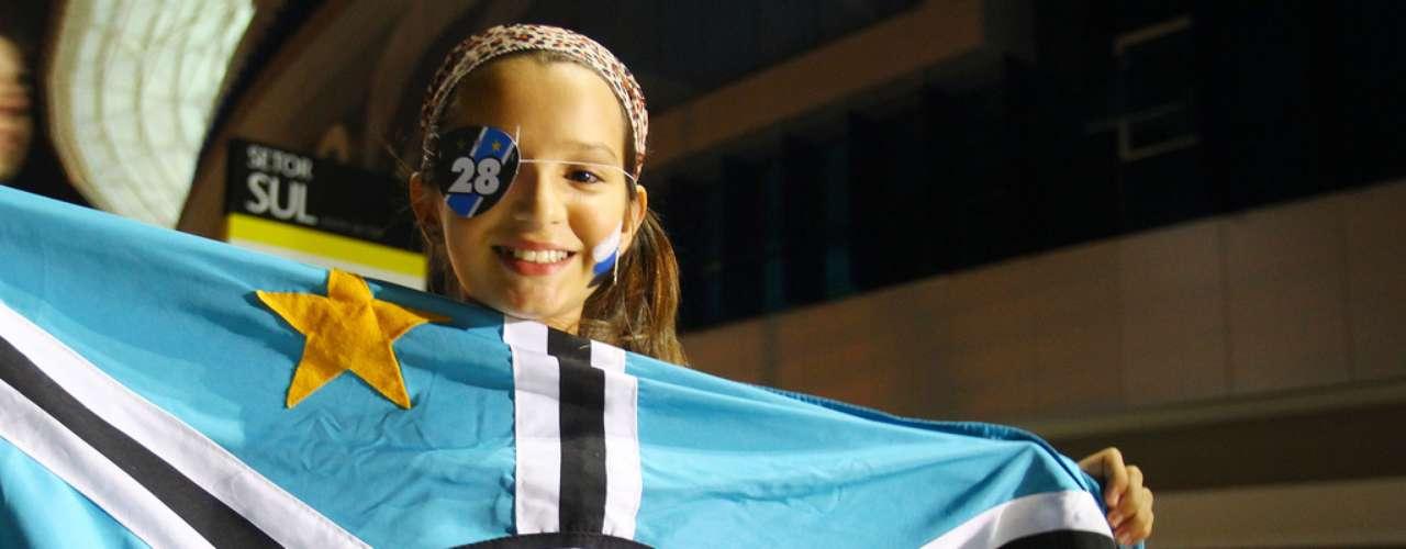 05/03: Grêmio 4 x 1 Caracas