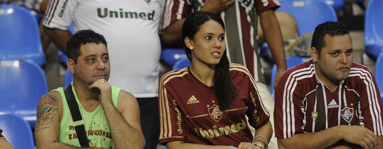 06/03: Fluminense 1 x 1 Huachipato