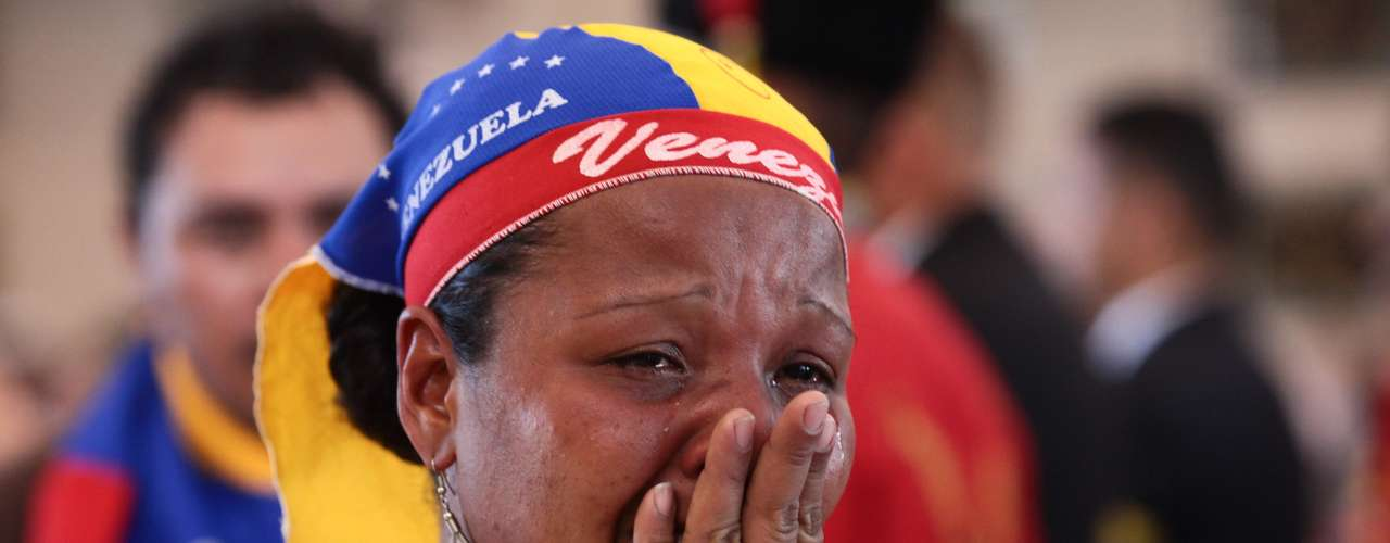 7 de março - O sepultamento será no Museu da Revolução, em Caracas