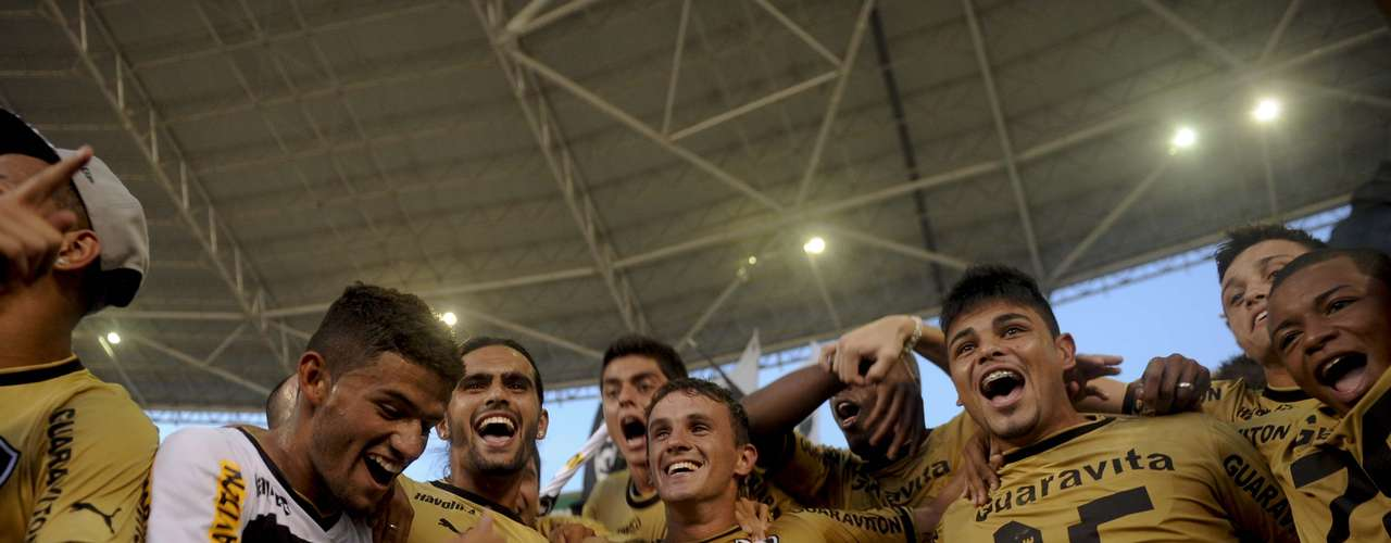 O Botafogo ainda aumentou o jejum do Vasco, que não fatura a Guanabara desde 2003