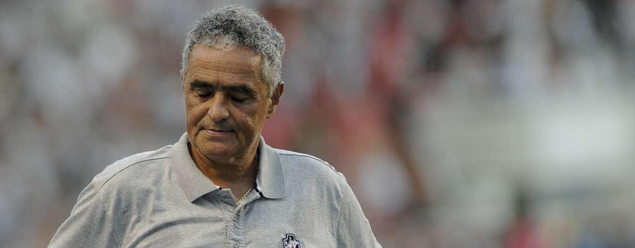Técnico Gaúcho não conseguiu levar o Vasco ao título
