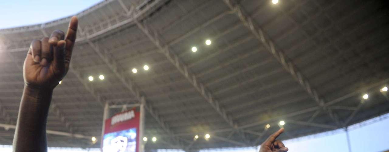 Quatro vezes vencedor da Liga dos Campeões da Europa, Seedorf havia valorizado a importância de conquistar a Guanabara