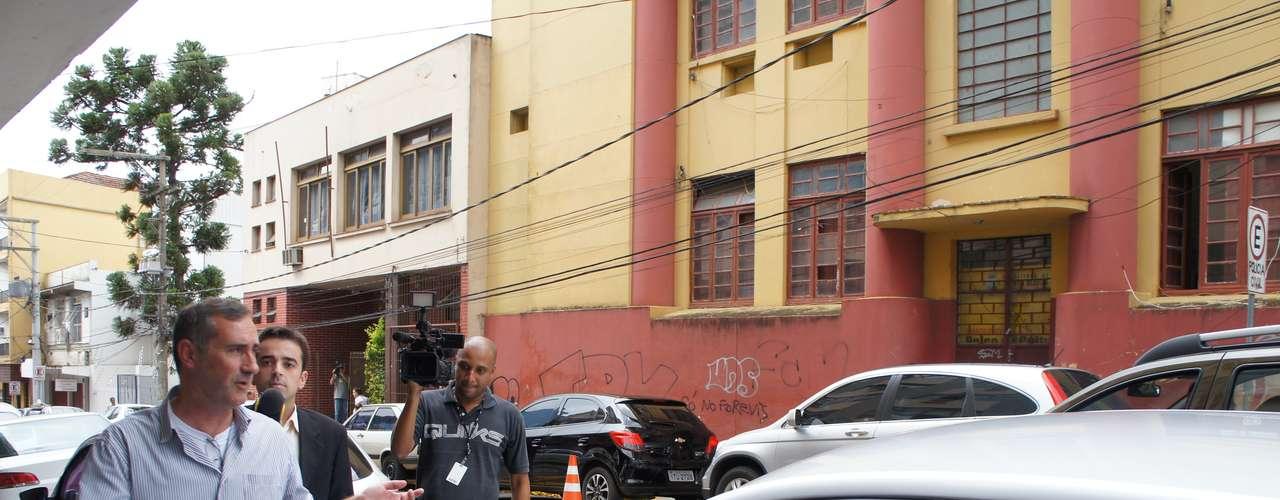 13 de março - Ochefe da fiscalização em 2009, Marcus Vinícius Birmann, também prestou depoimento à polícia