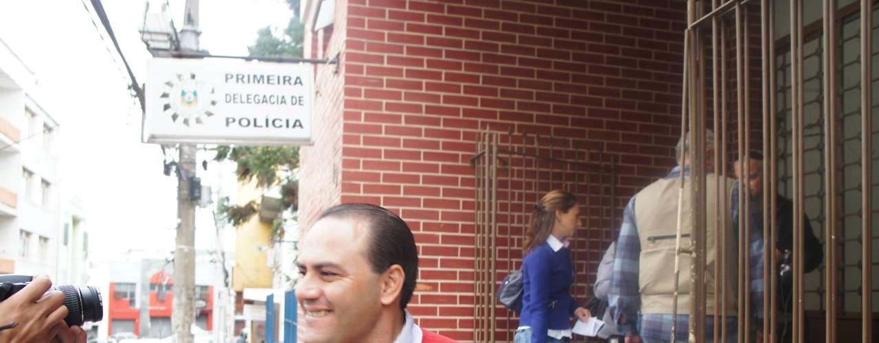 15 de março - O presidente da Câmara de Vereadores de Santa Maria, Marcelo Bisogno, que foi secretário de Controle e Mobilidade Urbana de dezembro de 2010 a abril de 2011, também prestou depoimento