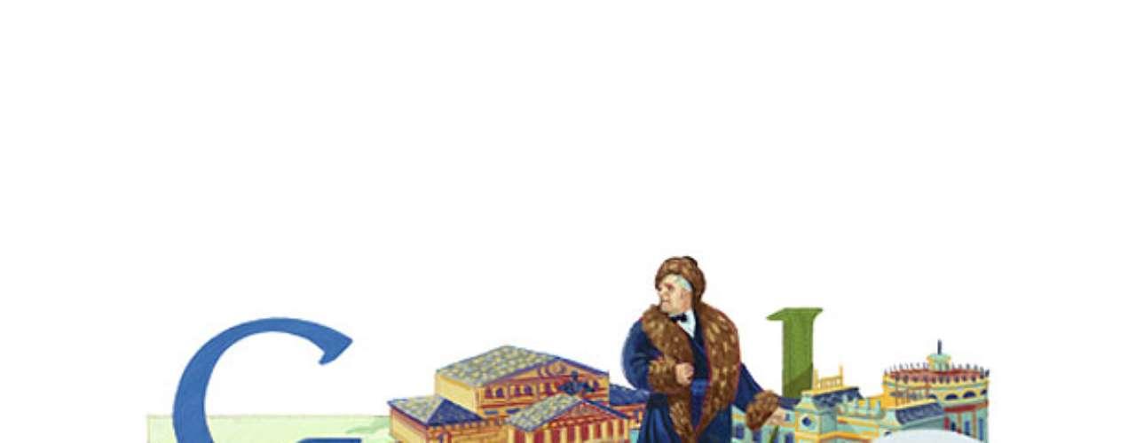 13 de fevereiro - 140º aniversário de Fyodor Shalyapin, cantor de ópera russo (Rússia)