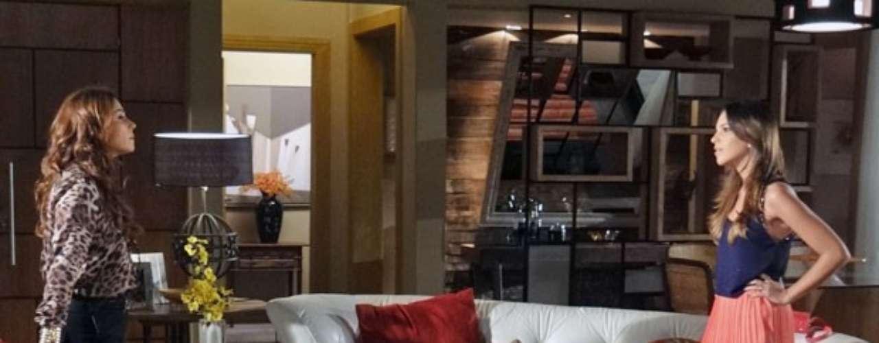 Os planos de Helô (Giovanna Antoneli) de voltar com Stênio (Alexandre Nero) ganharão uma crítica inesperada. No capítulo desta segunda-feira (1º) de Salve Jorge, Drika (Mariana Rios) confronta a mãe e é direta: \