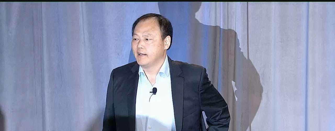 Representante da HTC, Peter Chou diz que o Facebook sabe que a fabricante asiática busca tecnologias de inovação voltada ao social