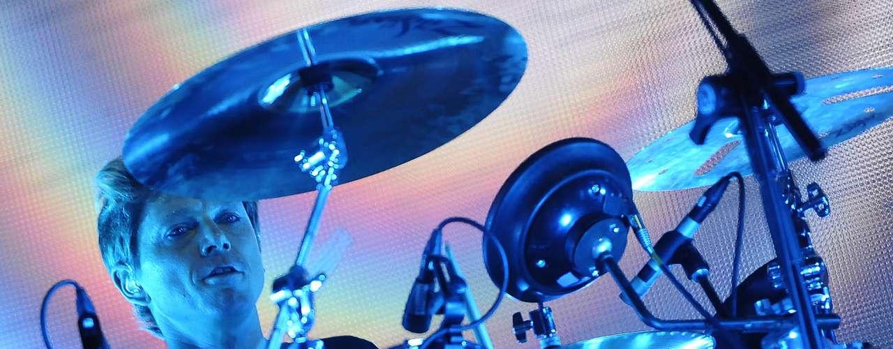 Depois de passar pelo Rio de Janeiro, o The Cure se apresentou na Arenha Anhembi, em São Paulo, na noite deste sábado (6)