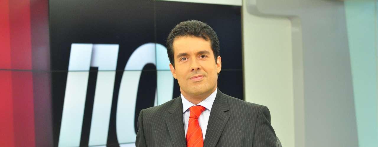 André Trigueiro deixou a bancada do Jornal das Dez e ganhou uma coluna de sustentabilidade no Jornal da Globo, além de comandar oCidades e Soluções