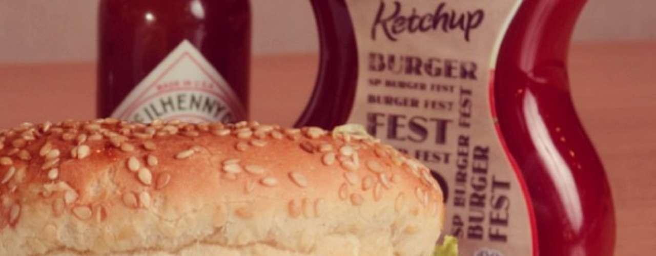 O Na Mata Café também participa do festival, que reúnepratos exclusivos feitos com hambúrguer