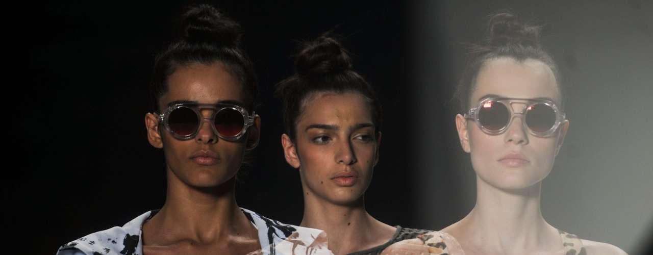 Espaço Fashion fechou o segundo dia de desfiles no Rio de Janeiro