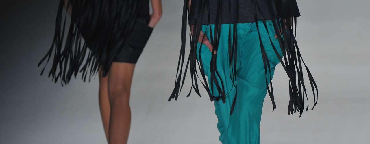 Fashion Rio ocorre na Marina da Glória, no Rio de Janeiro