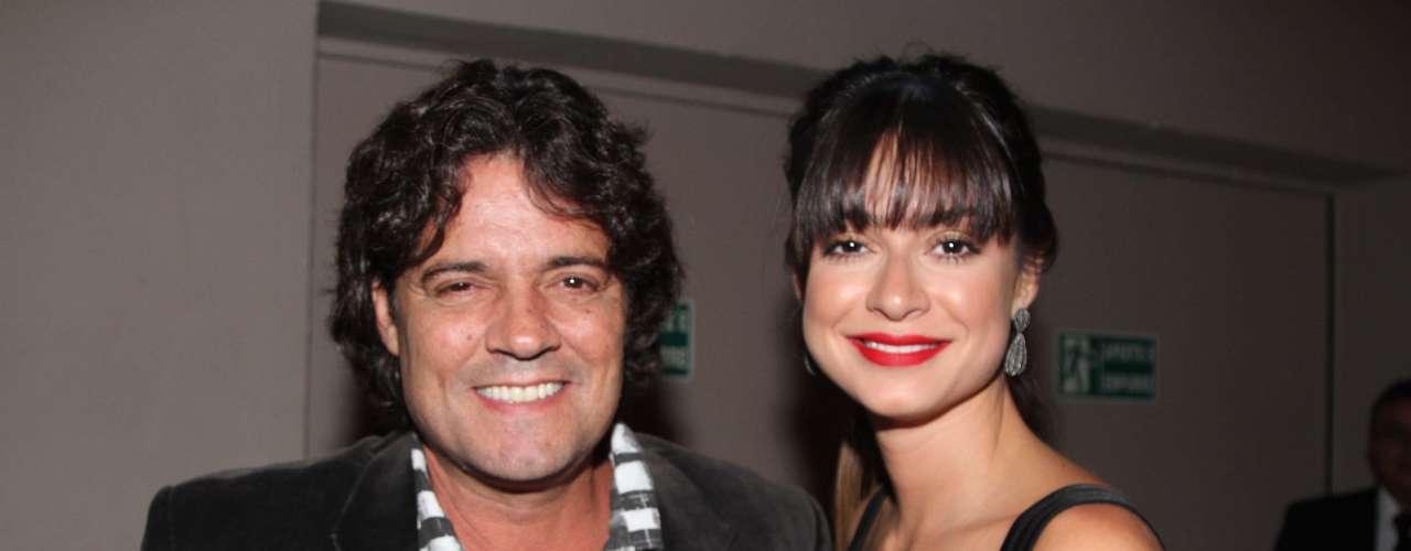 Felipe Camargo e Thaila