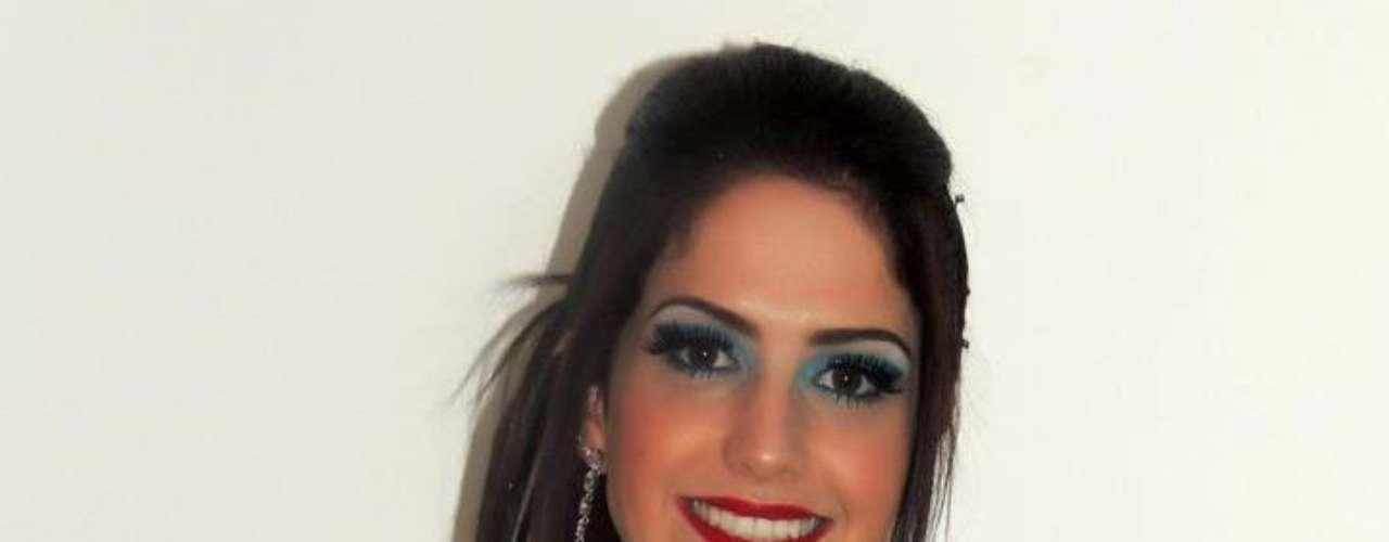Maiara Stival - filha do técnico Cuca