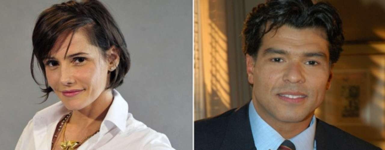 Maurício Mattar também já se relacionou comDeborah Secco. O namoro começou em 2001 e durou pouco menos de um ano. Os dois assumiram o romance quando contracenavam na novela A Padroeira