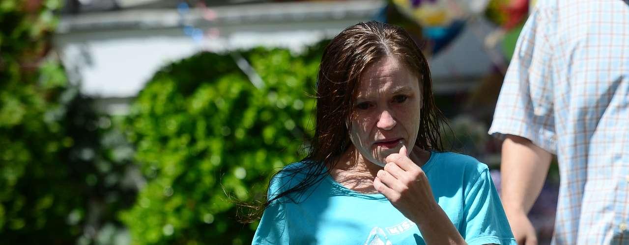 8 de maio -Amanda voltou paracasa e reencontrou a família depois de cerca de 10 anos de sequestro
