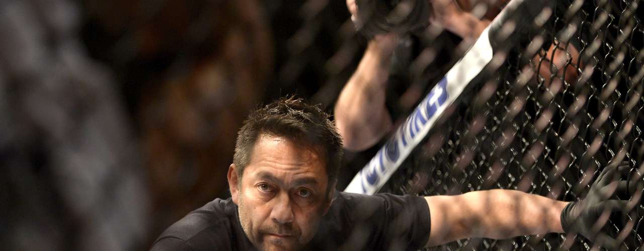 Árbitro Mário Yamasaki foi um dos escolhidos para participar do UFC em Santa catarina