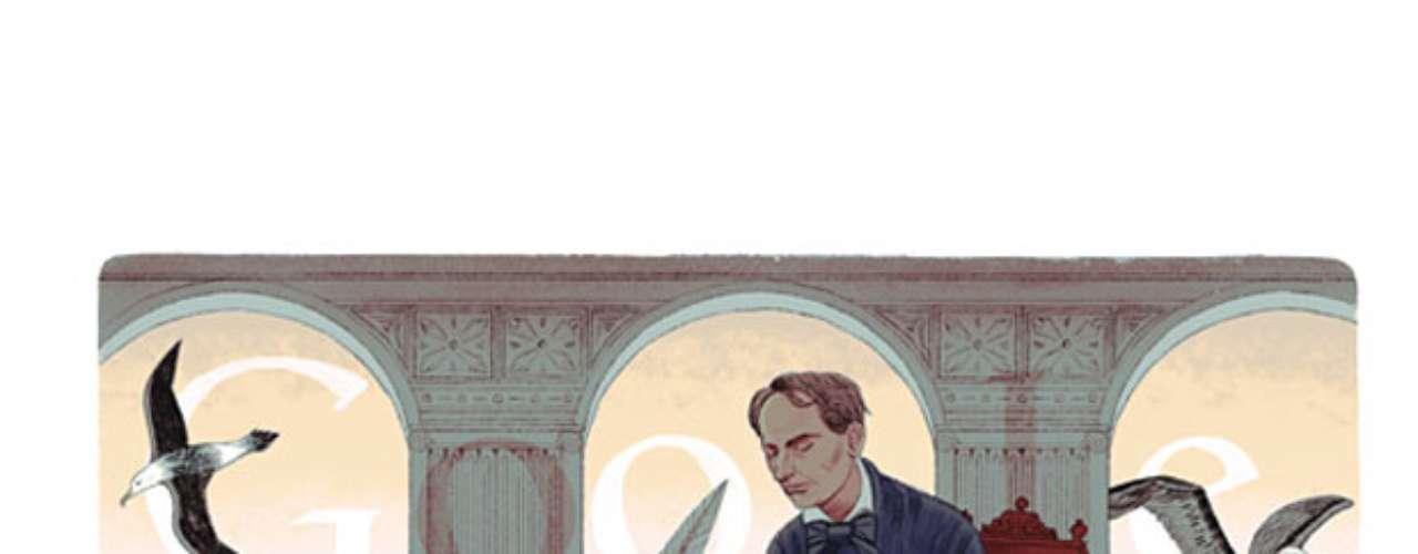 9 de abril - 192º aniversário de Charles Baudelaire, poeta e teórico da arte francesa (França)