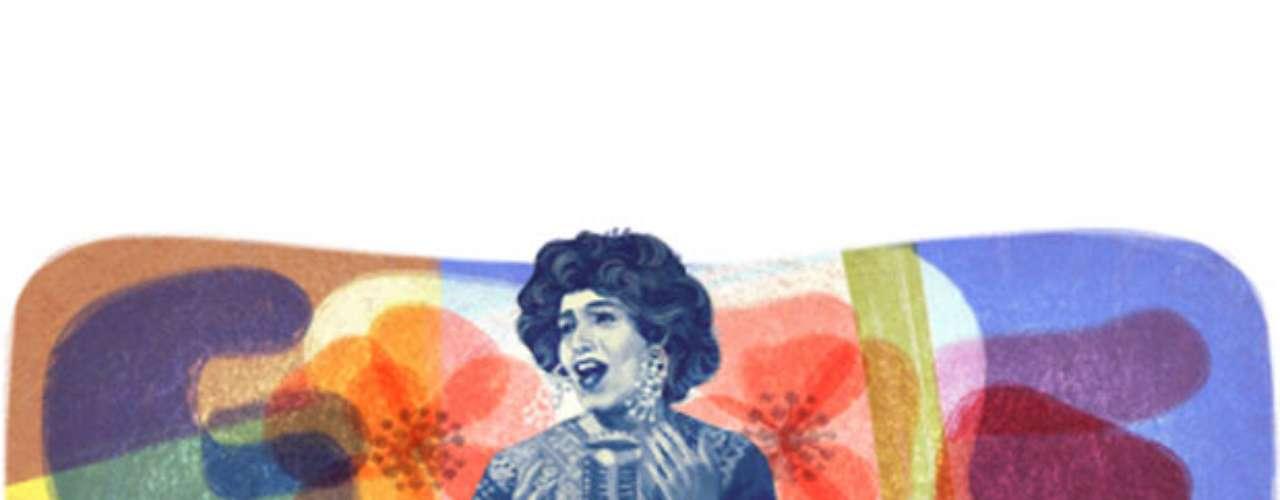 31 de março - 150º aniversário de Shoshana Damari, cantora (Israel)