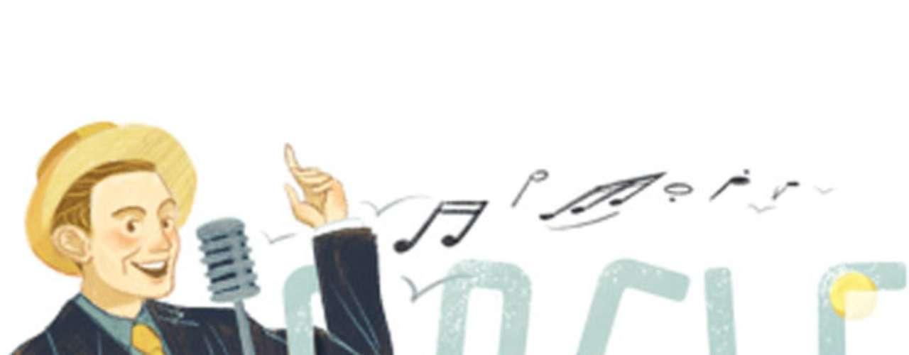 18 de maio - 100º aniversário de Charles Trenet, cantor francês (França)
