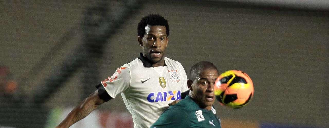 Corinthians ainda não venceu no Brasileiro