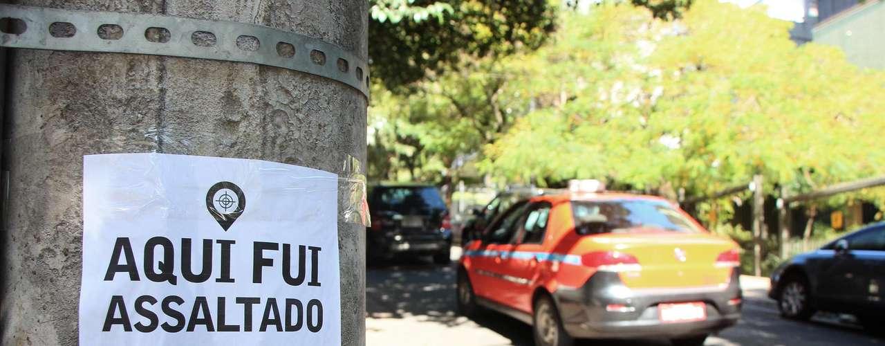 O B.O Coletivo também foi adotado em Porto Alegre, onde manifestantes colaram cartazes compatilhando crimes cometidos nas ruas. Uma página na internet também foi criada para divulgar o ato