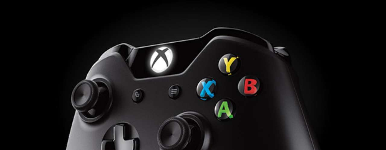 O controle também passou por uma reestilizada, mas não tão agressivo como o DualShock 4