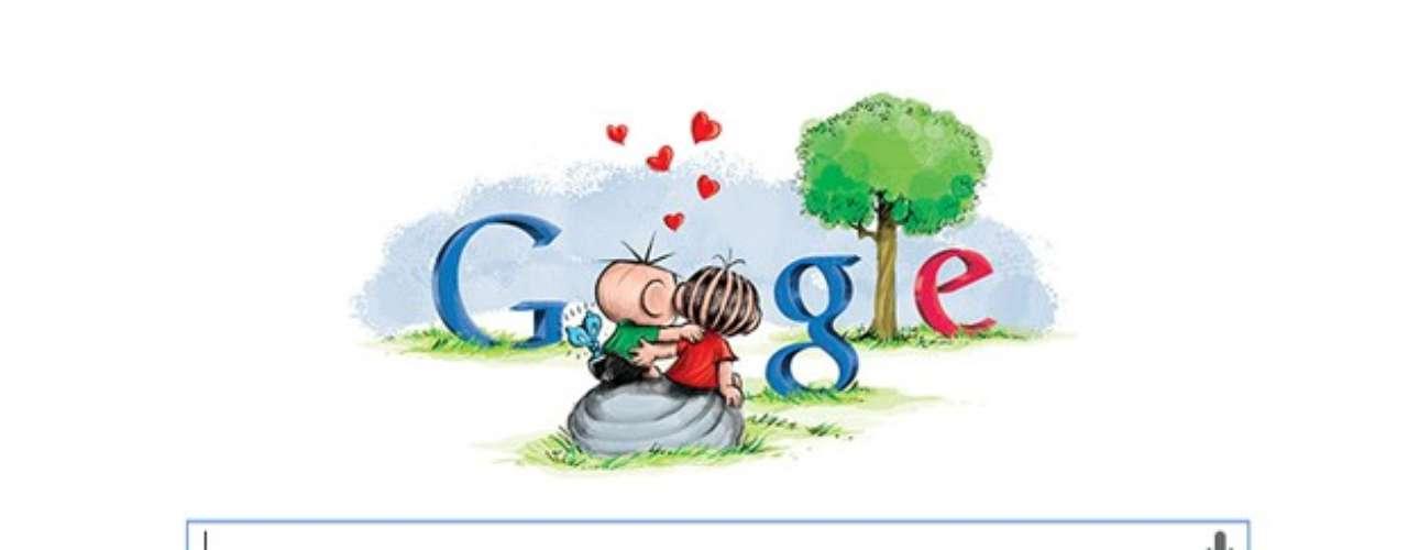 12 de junho - Dia dos Namorados (Dia de São Valentim)
