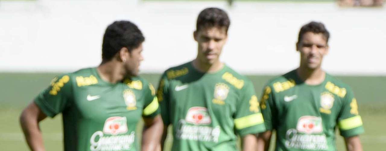 A equipe de Neymar e companhia encara o Japão, no Estádio Nacional de Brasília (Mané Garrincha)