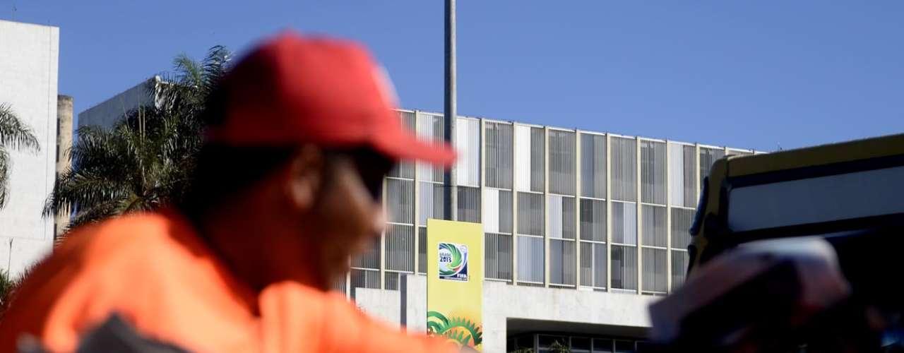 Já em 2014, Brasília receberá sete jogos da Copa do Mundo