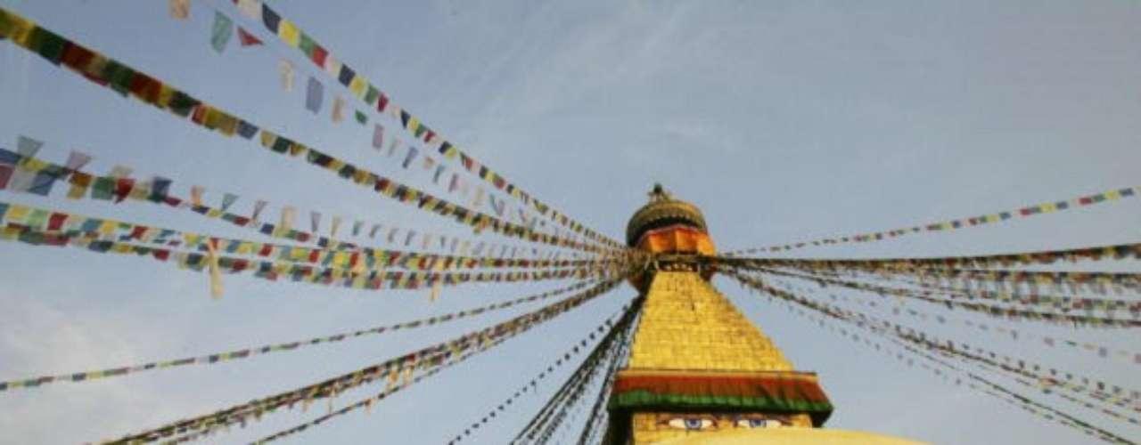 4° - Katmandu, Nepal - A quarta posição do ranking é ocupada pela capital do Nepal, Katmandu. Localizada a cerca de 1,4 mil metros de altitude, a cidade é o principal centro comercial e industrial do Nepal, além de ser a porta de entrada para o turismo do país. Uma rúpia nepalesa vale US$ 0,01.
