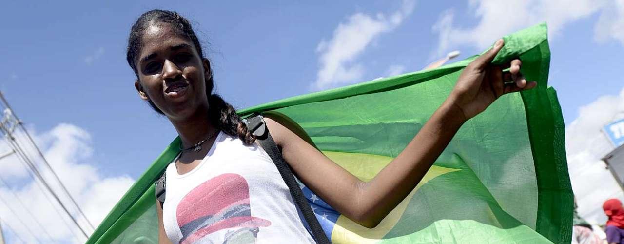 Em Fortaleza, protestos são mais recentes e envolvem diversas camadas sociais