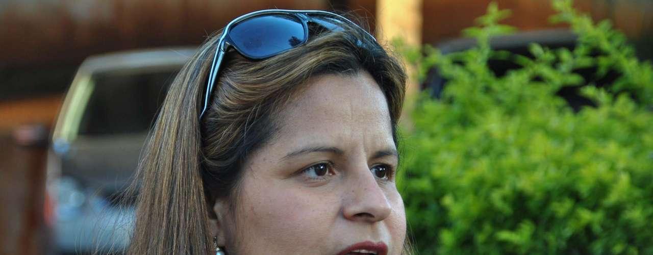 3 de julho -Patrícia Veja, advogada da família do menino Bryan Yanarico Capcha, comparece à 49° DP, em São Paulo. Bryan foi morto com um tiro na cabeça