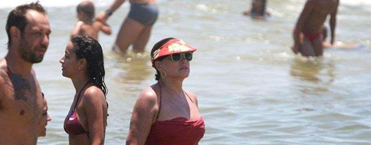 Susana curtepraia, em dezembro de 2009