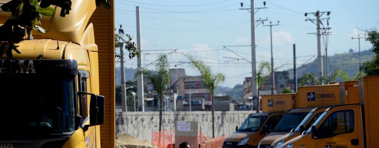 Rio de JaneiroServiço é um dos afetados pela paralisação no País
