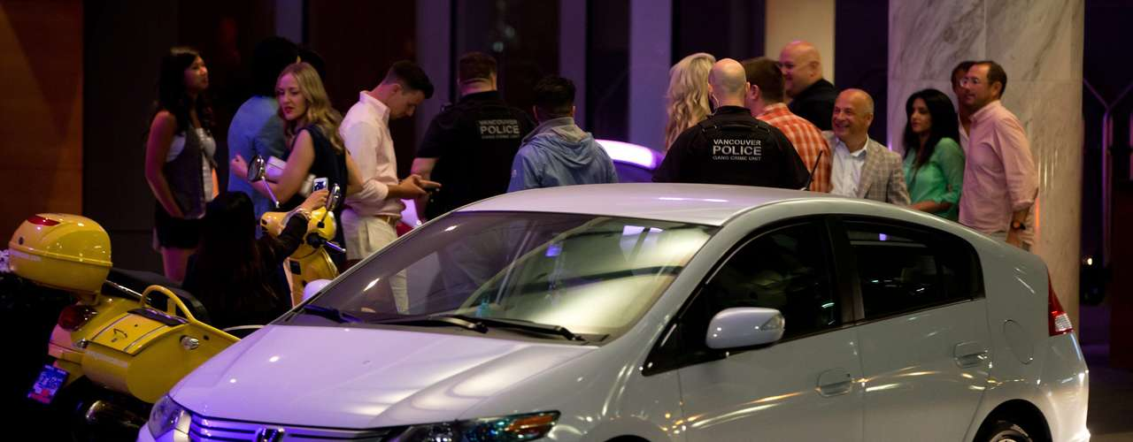 O ator canadense Cory Monteith foi encontrado morto no hotel Fairmont Pacific Rim