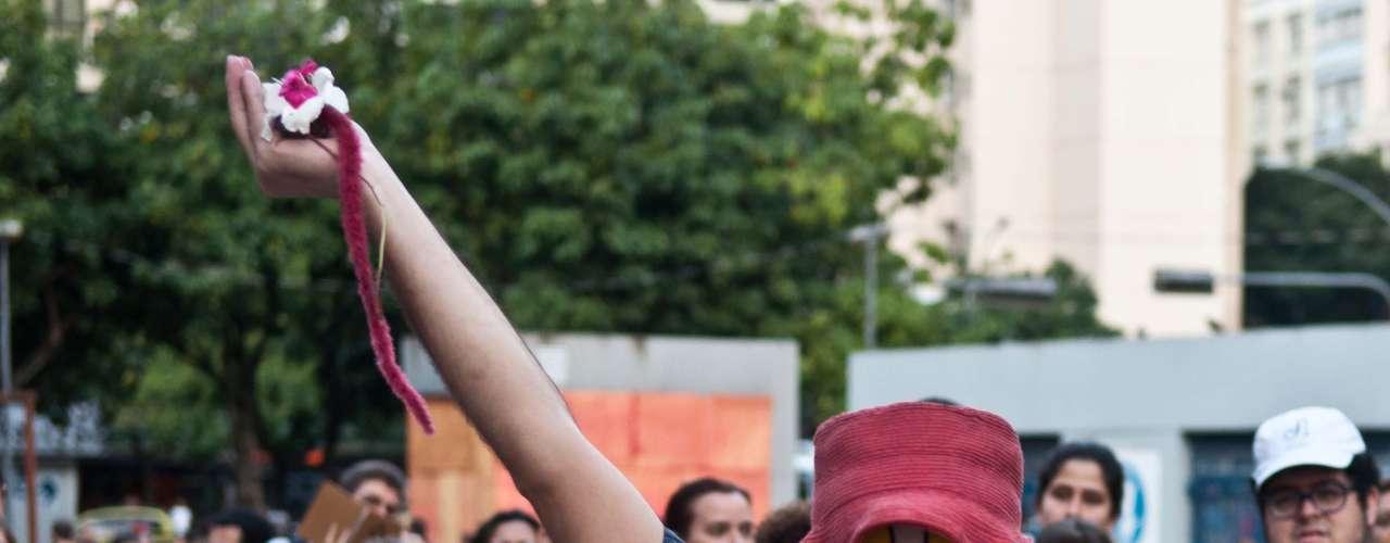 14 de julho -O grupo seguiu para o palácio Guanabara