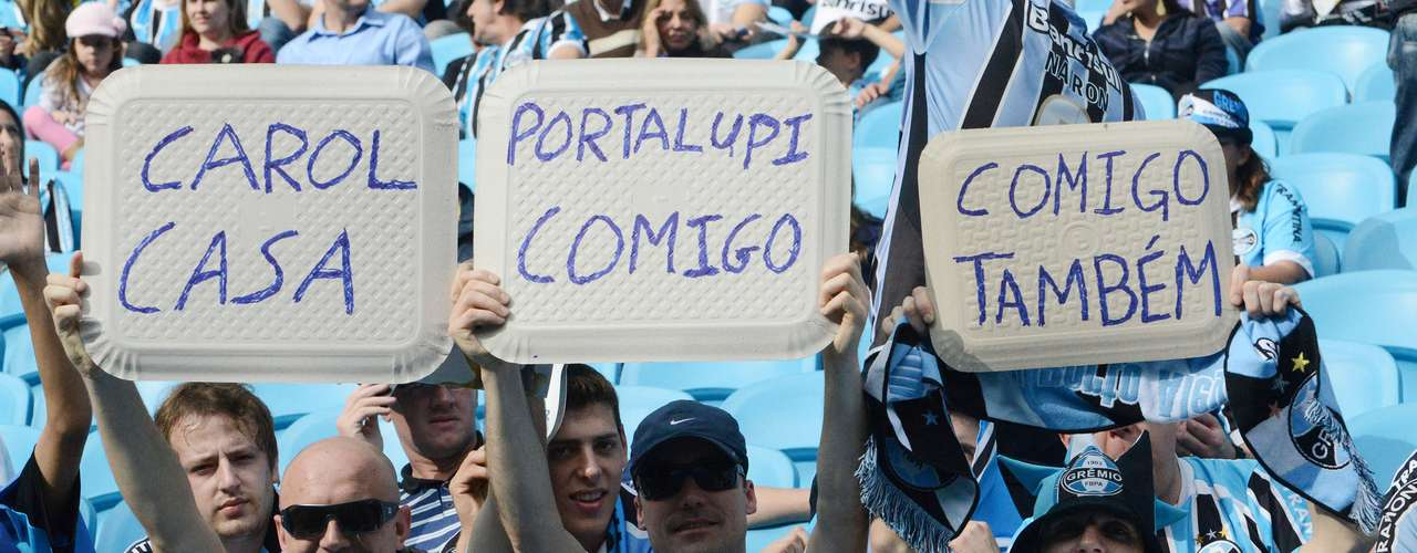 14/07 - Grêmio x Botafogo