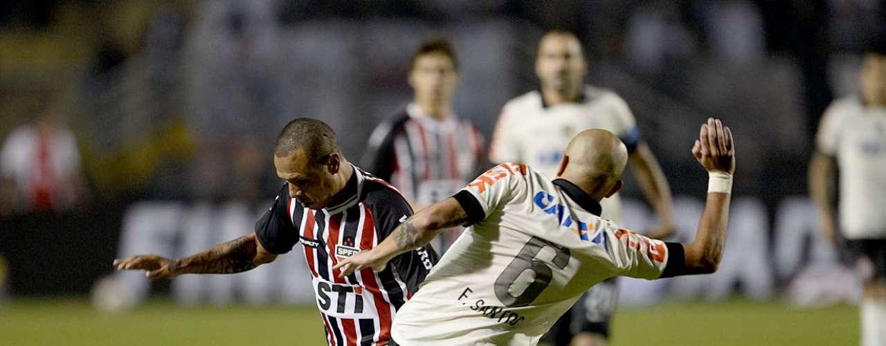 São Paulo entrou em campo com uma sequência negativa de oito partidas sem vencer
