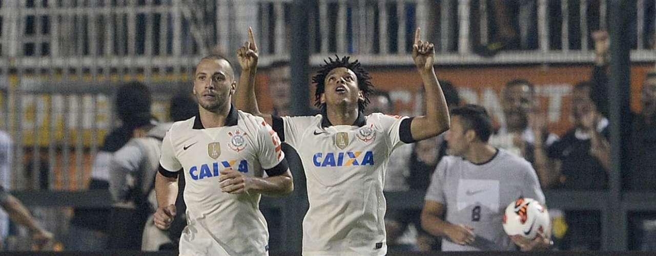 Resultado parcial deixou Corinthians em boa vantagem para conquistar a taça